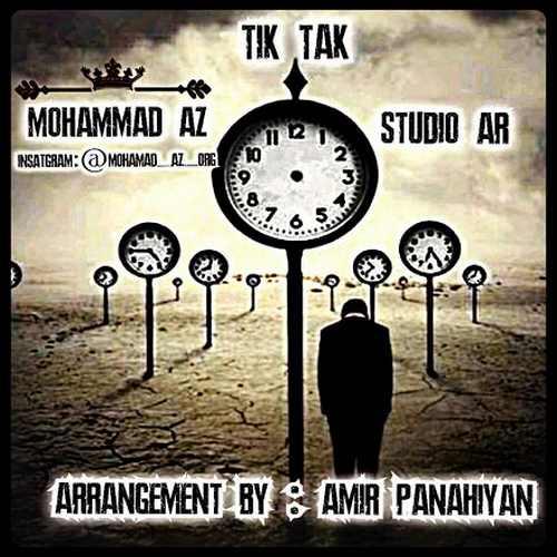 دانلود موزیک جدید محمد ای زد تیک تاک