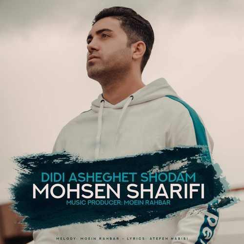 دانلود موزیک جدید محسن شریفی دیدی عاشقت شدم