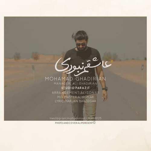 دانلود موزیک جدید محمد قدیریان عاشقم نبودی