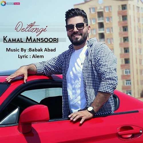 دانلود موزیک جدید کمال منصوری دلتنگی