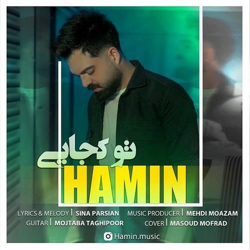 دانلود موزیک جدید هامین تو کجایی