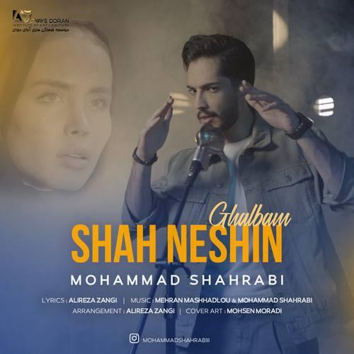 دانلود موزیک جدید محمد شهرابی شاه نشین قلبم